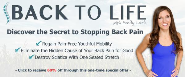 Erase Back Pain