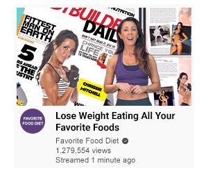 The Favorite Foods Diet