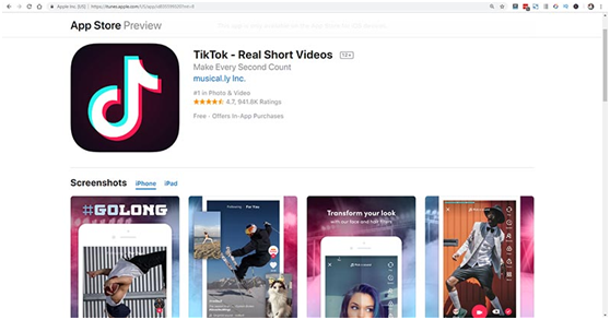 What's Up with TikTok?