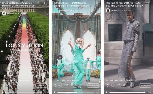 Digital Storytelling Using Instagram Stories