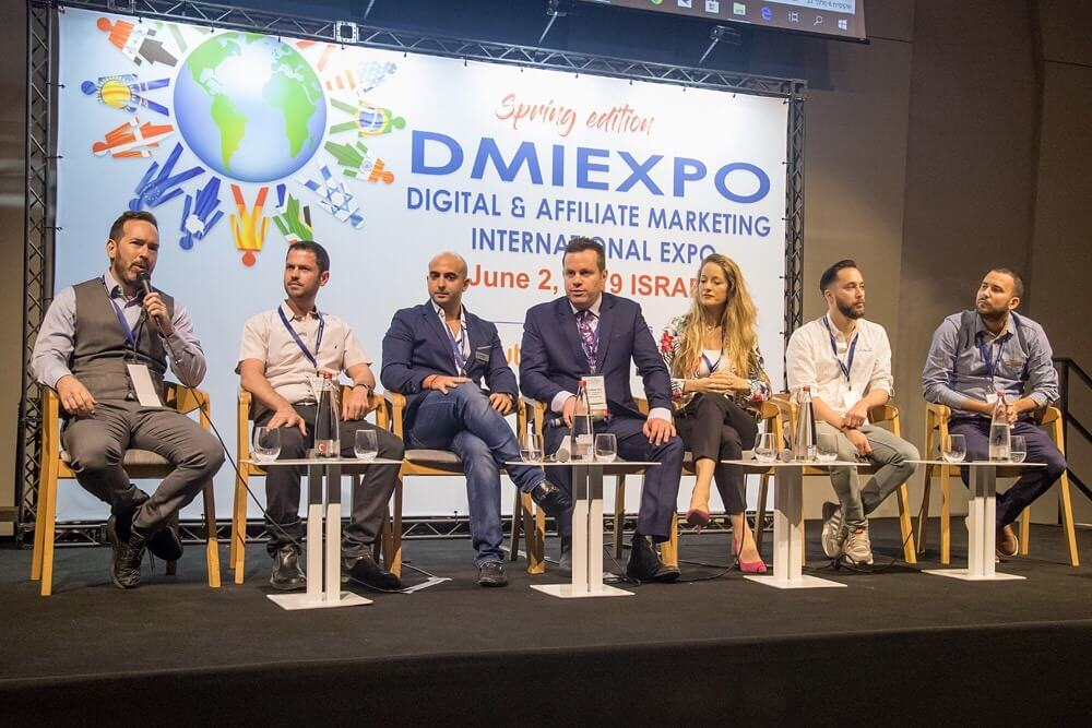 DMIEXPO: Anna & Itay Paz Interview