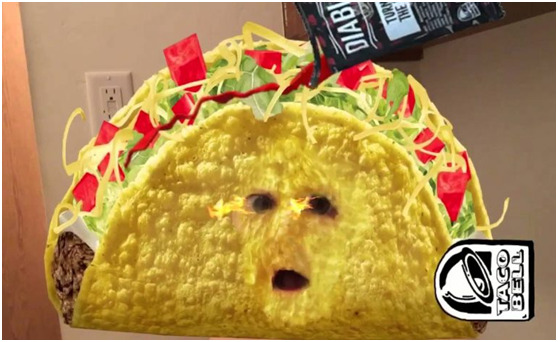 Taco Bell Ads