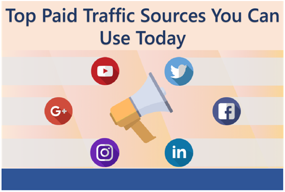 Top Paid Traffic Sources You Can Use Today