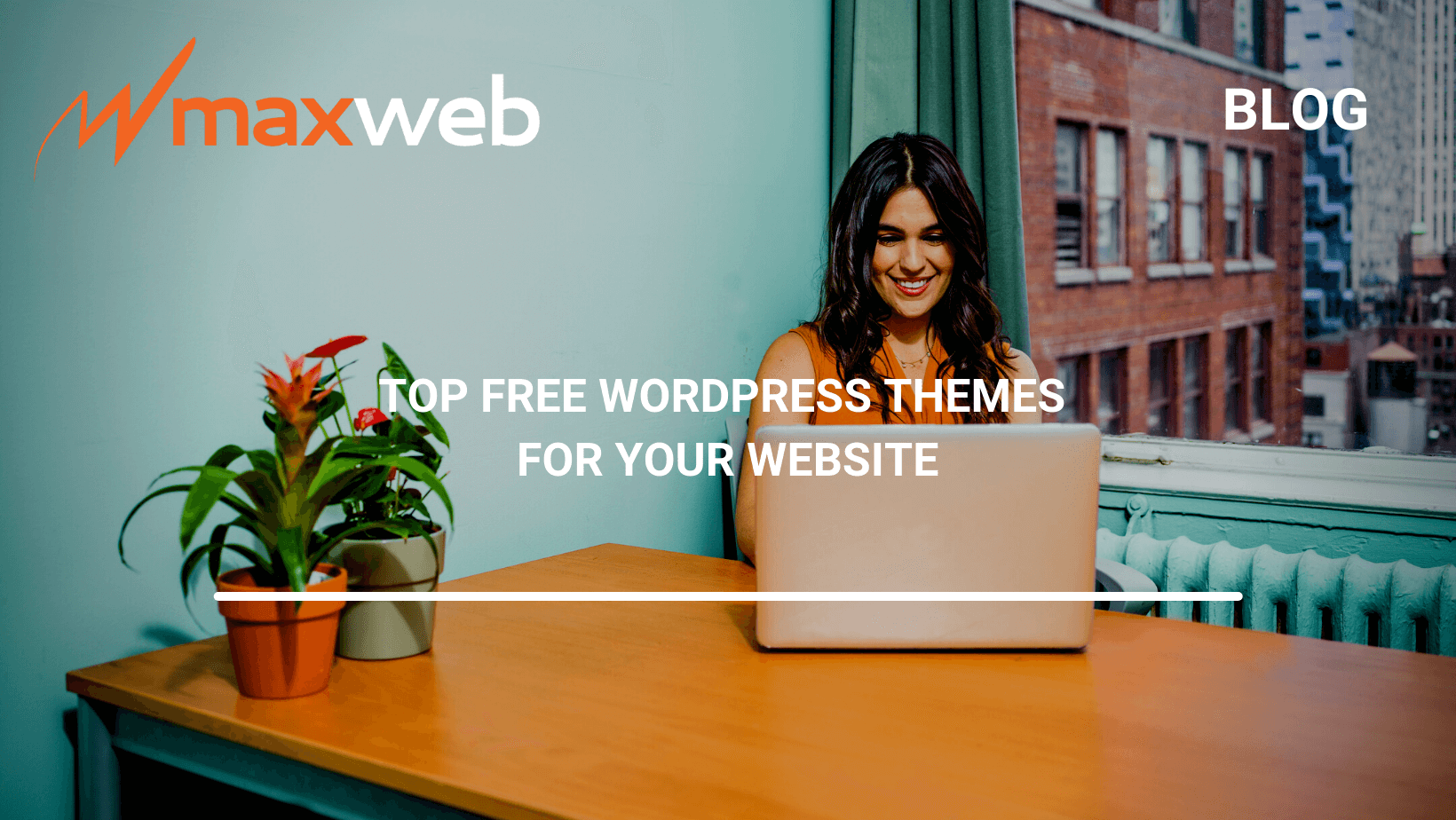 Top Free WordPress Themes For Your Website
